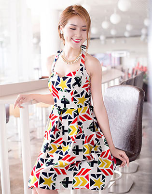 Hot Deal - Dam Co Dien Hoa Tiet Xuan He