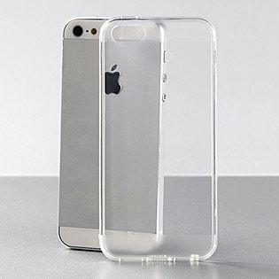 Hot Deal - Op Lung iPhone 6 Silicon Deo Trong Suot