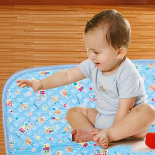 Hot Deal - Tam Lot Chong Tham 2 Mat - Baby Top