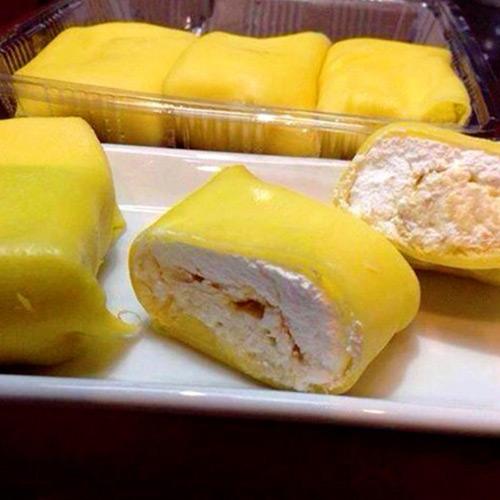 Combo 6 Bánh Sầu Riêng Malaysia Tại Thế Giới Ăn Vặt Furin Việt Nam