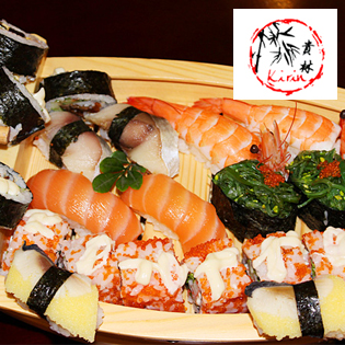 Hot Deal - Buffet Sushi Va Lau Nhat Ban Tai Nha Hang Kirin