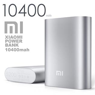 Hot Deal - Pin Sac Du Phong XiaoMi 10.400 mAh