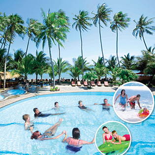 Hot Deal - Hoang Ngoc Beach Resort 2N1D - An Trua/ Toi