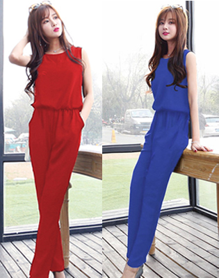 Hot Deal - Jumpsuit Dai Giot Nuoc Helen