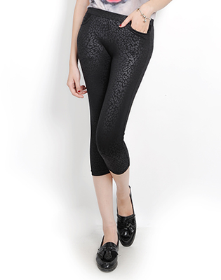Hot Deal - Combo 2 Quan Legging Hoa