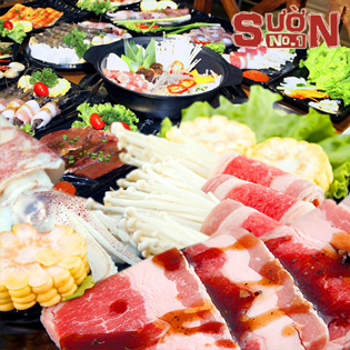 Hot Deal - Buffet Lau Nuong Nha Hang Suon No.1 (Royal City)