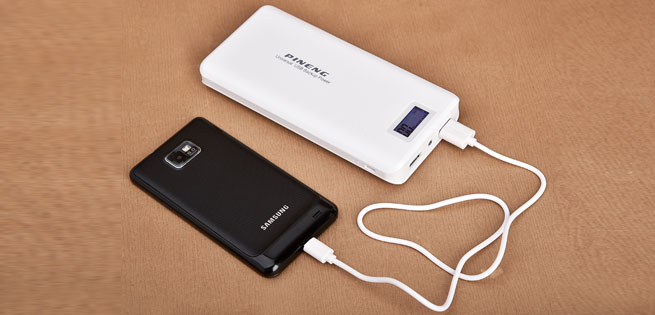 Hot Deal - Pin Sac Du Phong Chinh Hang Pineng PN-999 20.000 mAh