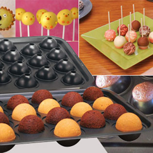 Hot Deal - Khuon Banh Cake Pops