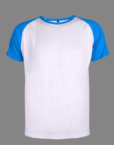 Áo Phông Nam Cotton Tay Zaglang Pha Màu
