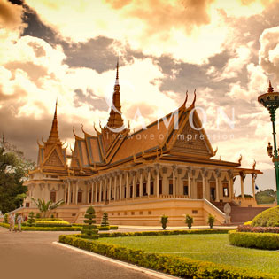 Hot Deal - Tour Phnompenh - Hanh Huong Duc Me Song Mekong Nghi KS 3* 2N1D