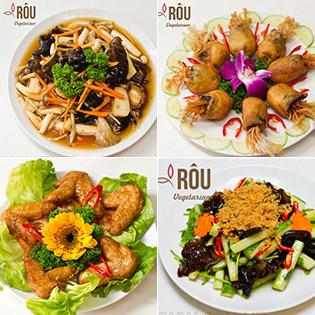 Hot Deal - He Thong Nha Hang Chay Rou – Dam Da Huong Vi Chay Thuan Khiet