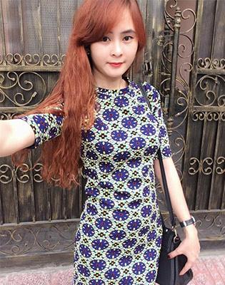 Hot Deal - Dam Body Bi Hoa Nu Tinh