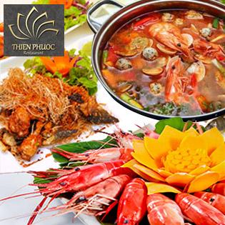 Hot Deal - An Tha Ga Set Menu Ngon, Chat Luong Cho 4 Ng
