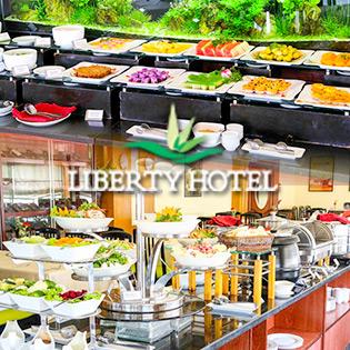 Hot Deal - Buffet Trua Hai San 70 Mon Nha Hang Level 9