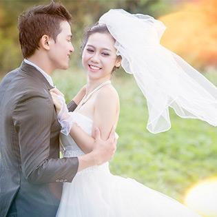 Hot Deal - Chup Anh Thu Lam Co Dau Phong Cach Han Quoc - Phim Truong Mariage Etrange