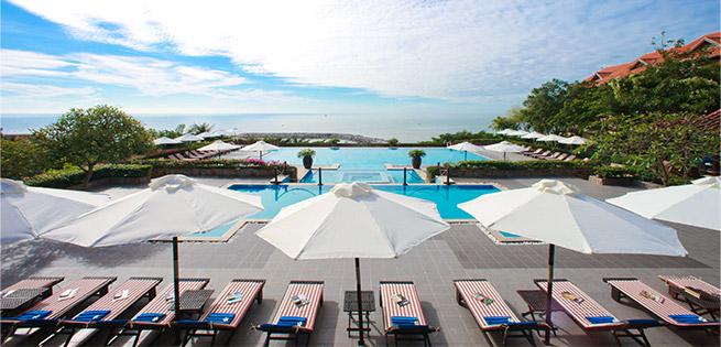 Hot Deal - Romana Resort 2N1D + Lau Tha Cho 2 Nguoi Lon Va 1 Tre Em Duoi 6 Tuoi