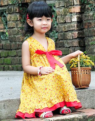 Hot Deal - Dam Xoe Phoi No De Thuong Cho Be