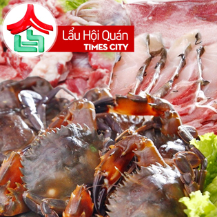 Hot Deal - Buffet Lau Nuong Tai NH Lau Hoi Quan – Time City.