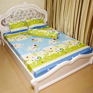 Hot Deal - Bo Drap Cotton Thai Lan Ceto 1,6x2m
