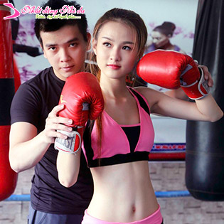Hot Deal - Nhat Dang Nhi Da - 3 Thang Tap Gym, Kick Boxing, TRX® + TK Spa 590.000 VND