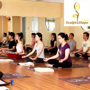 Hot Deal - Khoa Hoc Yoga Trong 1 Thang Khong Gioi Han Thoi Gian Va So Buoi Tap
