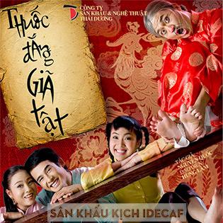 Hot Deal - Ve Xem Kich Tai San Khau Kich Idecaf (Le Thanh Ton)