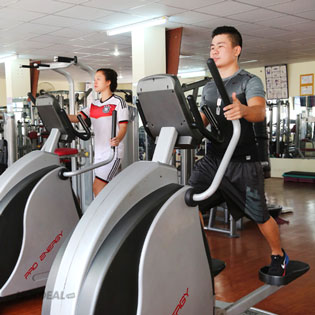 Hot Deal - The Tap Gym 1 Thang Tai CLB The Thao Chi Lang (Khong Gioi Han Gio Tap)