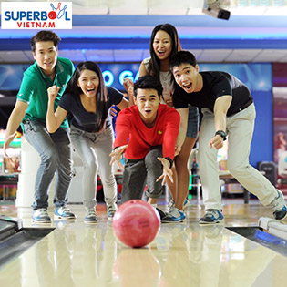 Hot Deal - Thoa Suc Choi Bowling Tai Superbowl Diamond Plaza