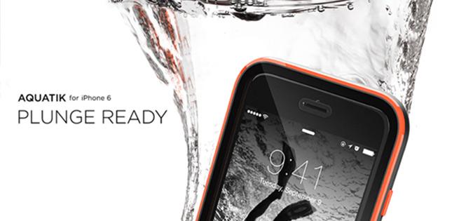Hot Deal - Case Dien Thoai Chong Nuoc, Chong Soc Cho Iphone 6plus Bao Ve Toi Da Cho De Yeu