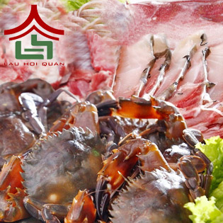 Hot Deal - Buffet Lau Nuong Tai Nha Hang Lau Hoi Quan Times City
