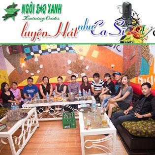 Hot Deal - Khoa Hoc Luyen Hat Hay Nhu Ca Si 12 Buoi Tai CLB Ngoi Sao Xanh