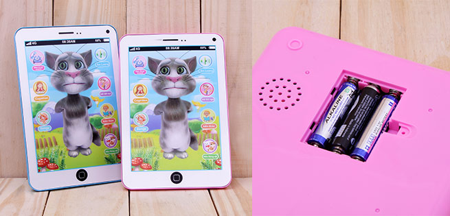 Hot Deal - Ipad Hieu Ung 3D 10 Che Do Ngo Nghinh Cho Be