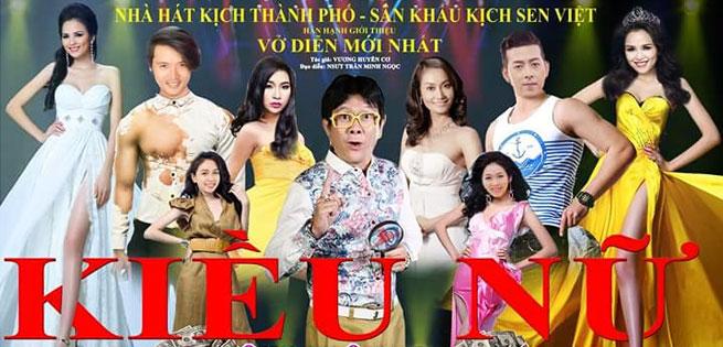 Hot Deal - Ve Xem Kich Tai San Khau Kich Sen Viet