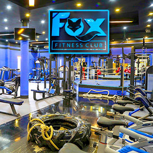 Hot Deal - 2 Thang Tap Gym, Kick-Boxing Khong Gioi Han Thoi Gian - Fox Fitness Club
