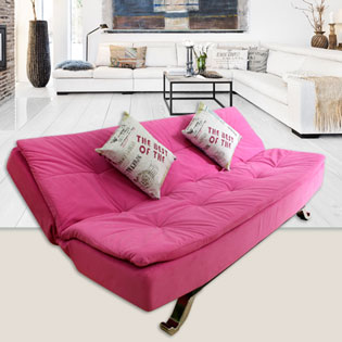 Hot Deal - Sofa Bed 3 In 1 Happy Dream 2 Lop – Vai NK Malaysia (Bu Them Tien)