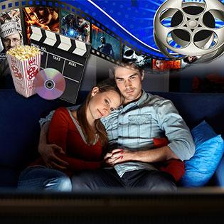 Hot Deal - 02h Xem Phim HD + 02 Phan Bap Rang Bo Cho 2-6 Nguoi Tai Cafe Cinema
