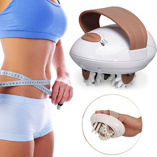 Hot Deal - May Massage 2 In 1 Body Slimmer