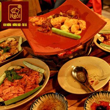 Hot Deal - Nuong Ngoi Nguyen Trai – Thuong Thuc BBQ Ngon, La, Duy Nhat Tai Sai Gon