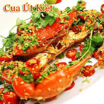 Hot Deal - 01 Con Cua Tuoi Song Che Bien Theo Yeu Cau - Giao Hang Tan Noi