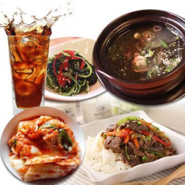 Hot Deal - Nha Hang Moon's Kitchen - 05 Combo Sang Trong - Hap Dan Danh Cho 01 Nguoi