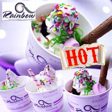 Hot Deal - HOT: He Thong Rainbow Yogurt Toan Quoc – Khong Gioi Han Voucher/ Hoa Don