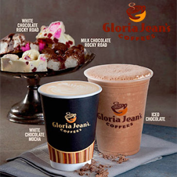 Hot Deal - Thuong Thuc Cafe Dang Cap The Gioi Tai Gloria Jeans Coffee