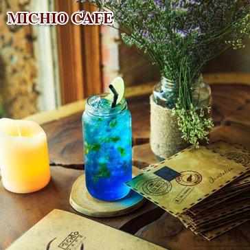 Hot Deal - Trai Nghiem Khong Gian Am Cung, Tuyet Dep Tai Michio Cafe