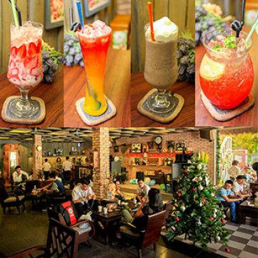 Hot Deal - Thuong Thuc Cafe Phong Cach Moc Co Xua - Vintage Sound