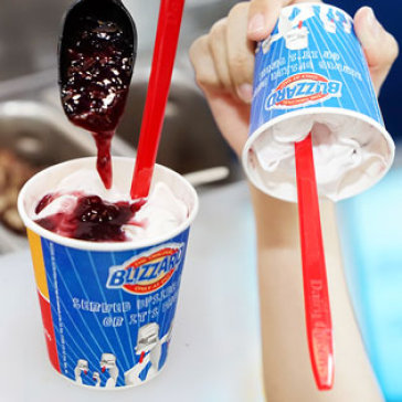 Hot Deal - Toan He Thong Kem Up Nguoc Dairyqueen Noi Tieng The Gioi