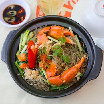 Hot Deal - Cua 1 Cang - Mien Xao Cua Gia Soc - Cua Ca Mau Tuoi Ngon Lung Lay