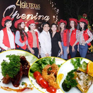 Hot Deal - 4G's Texas Restaurant - Am Thuc Au – Khang Dinh Chat Luong