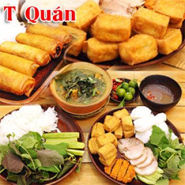 Hot Deal - 1 Trong 3 Combo Dac San Chinh Goc Ha Noi Danh Cho 2- 3 Nguoi Tai T Quan