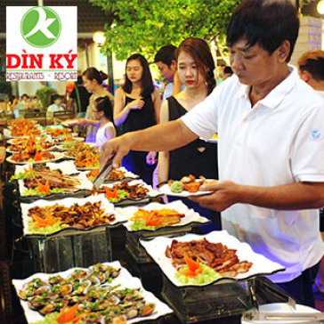 Hot Deal - Buffet Toi Hai San NH Din Ky - Tu Thu 3 Den CN