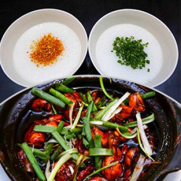 Hot Deal - He Thong Chao Ech Sin – Combo Cho 2 Nguoi